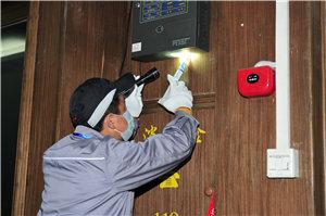 工厂电房虫害防制